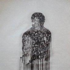 Arte: JAUME PLENSA: GRABADO TÉCNICA MIXTA, PAPEL JAPÓN, FIRMADO Y NUMERADO, 2010. Lote 154425042