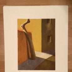 Arte: LITOGRAFIA RAIMON SUNYER. Lote 184306443
