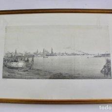 Arte: C-936. LITOGRAFIA FIRMADA Y NUMERADA. S.XX.. Lote 184622307