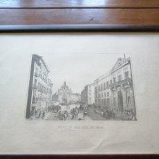 Arte: 3 LITOGRAFÍA MADRID J. CEBRIAN Y J. DONEN MADRID. Lote 185777901