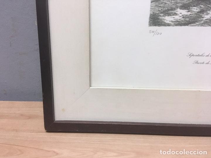 Arte: Litografía firmada por Rafael Tardío Alonso - Foto 13 - 185961011