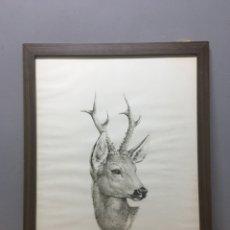 Arte: LITOGRAFÍA FIRMADA POR LUIS ALDEHUELA. Lote 185961273