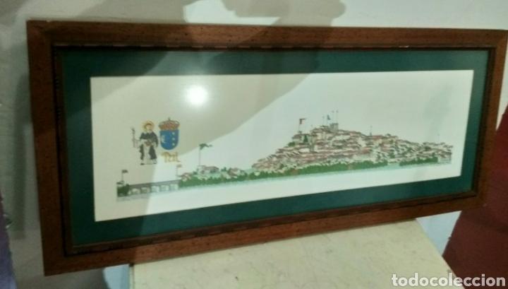 Arte: Litografía ciudad de Tui, Chencho Pardo Valdes - Foto 7 - 186205156