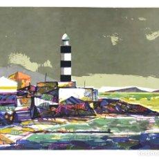 Art: MIGUEL IBARZ (1920) . Lote 186386306