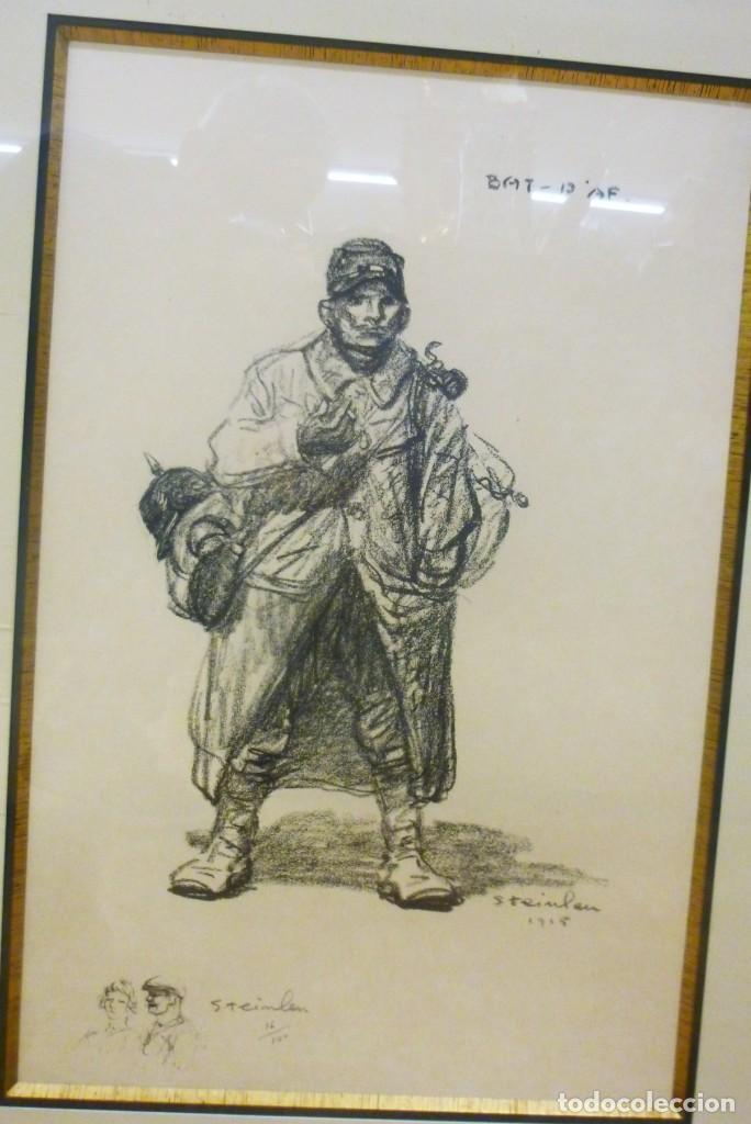 Arte: Alexandre Theophile Steilen conjunto de litografías - Foto 5 - 188420880