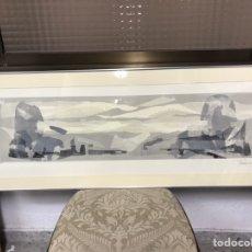 Arte: LITOGRAFÍA FIRMADA POR AUTOR NO IDENTIFICADO. Lote 189099008