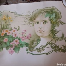 Arte: 4 LITOGRAFÍAS FIRMADAS CAPARROLI. Lote 189410251