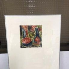 Arte: LITOGRAFÍA FIRMADA POR ELENA CORTÉS. Lote 190272358