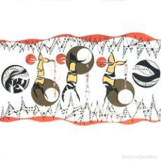 Arte: MOISES VILLELIA (BARCELONA, 1928 - 1994). Lote 190821603