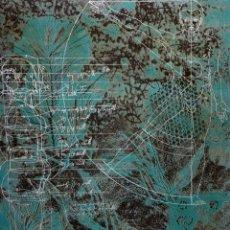 Arte: JOAN JOSEP THARRATS (GERONA, 1918 - BCN, 2001) LITOGRAFIA ORIGINAL FIRMADA A LÁPIZ. TIRAJE: 58/75. Lote 191138287