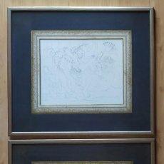 Arte: PICASSO - SUITE VOLLARD - LITOGRAFÍAS. Lote 191191167