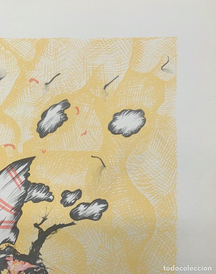Arte: EDUARD ARRANZ BRAVO Y BARTOLOZZI - LITOGRAFÍA - - Foto 6 - 172008663
