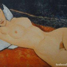 Arte: AMEDEO MODIGLIANI. Lote 192889981