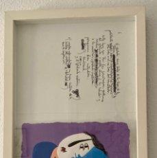 Arte: PIANISTA (RIPOLLÉS). Lote 193187008