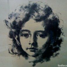 Arte: LITOGRAFÍA VILA ARRUFAT (SABADELL 1894 - BARCELONA 1989)(FIRMADA Y DEDICADA A LÁPIZ). Lote 193333742