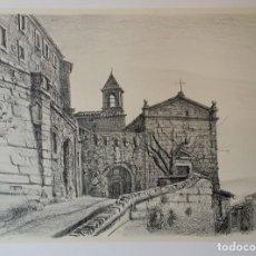 Arte: FERRUCCIO MATARESI, LITOGRAFÍA, 50 EJEMPLARES. Lote 193880071