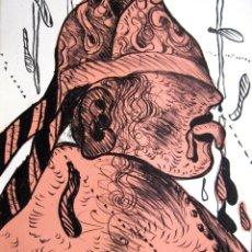 Arte: LITOGRAFIA MARIAM PINCHAS BURSTEIN. Lote 194268342