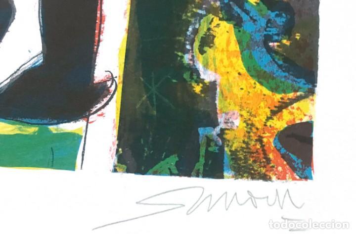 Arte: PACO SIMON (1957) - Foto 2 - 194778895