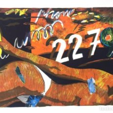 Arte: PACO SIMON (1957). Lote 194778975