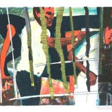 Arte: PACO SIMON (1957). Lote 194779180