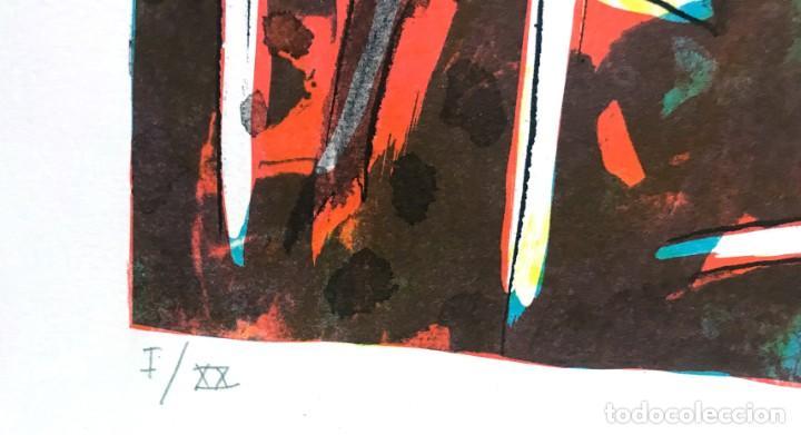 Arte: PACO SIMON (1957) - Foto 2 - 194779180