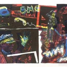 Arte: PACO SIMON (1957). Lote 194779311