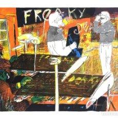 Arte: PACO SIMON (1957). Lote 194779450