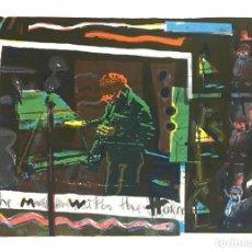 Arte: PACO SIMON (1957). Lote 194779496