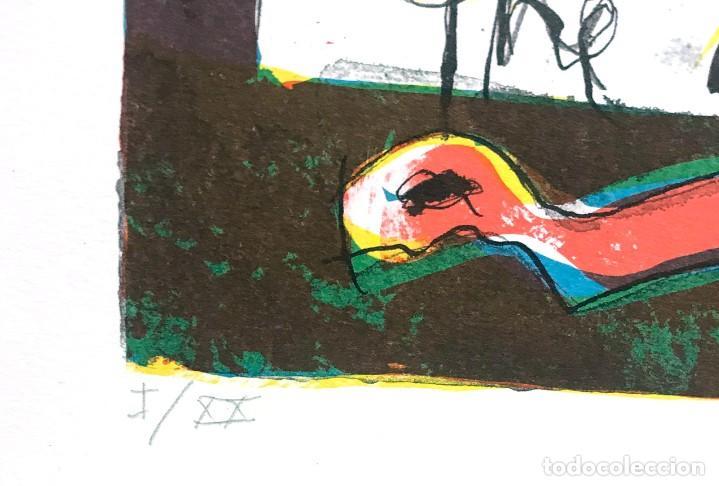 Arte: PACO SIMON (1957) - Foto 2 - 194779496
