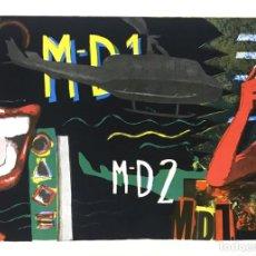Arte: PACO SIMON (1957). Lote 194779538