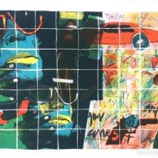 Arte: PACO SIMON (1957). Lote 194779640