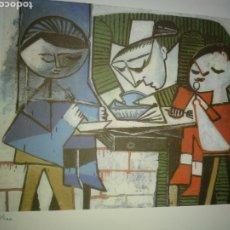 Arte: LITOGRAFIA PABLO PICASSO FUNDACIÓN. Lote 194977093