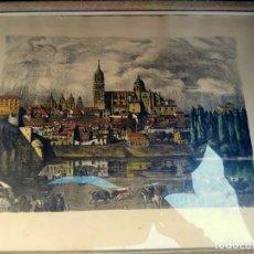 Arte: JOSE MANUEL GONZALEZ-UBIERNA - SALAMANCA. Lote 194988870