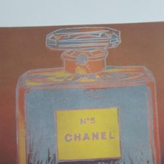Arte: LITOGRAFIA ANDY WARHOL. FUNDACION. Lote 195320642