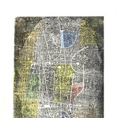 Arte: WILL FABER (1901-1987). Lote 195385826