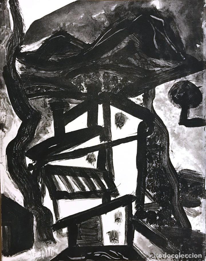 MIGUEL ANGEL CAMPANO (1948) (Arte - Litografías)