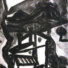 Arte: MIGUEL ANGEL CAMPANO (1948). Lote 195458082