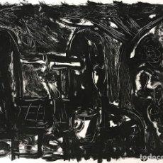 Arte: MIGUEL ANGEL CAMPANO (1948). Lote 195458558