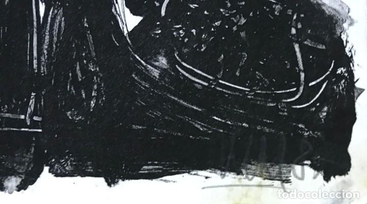 Arte: MIGUEL ANGEL CAMPANO (1948) - Foto 3 - 195458558
