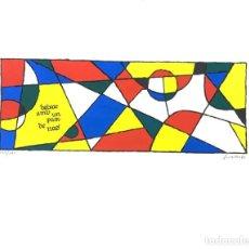 Arte: WILL FABER (1901-1987). Lote 195462727