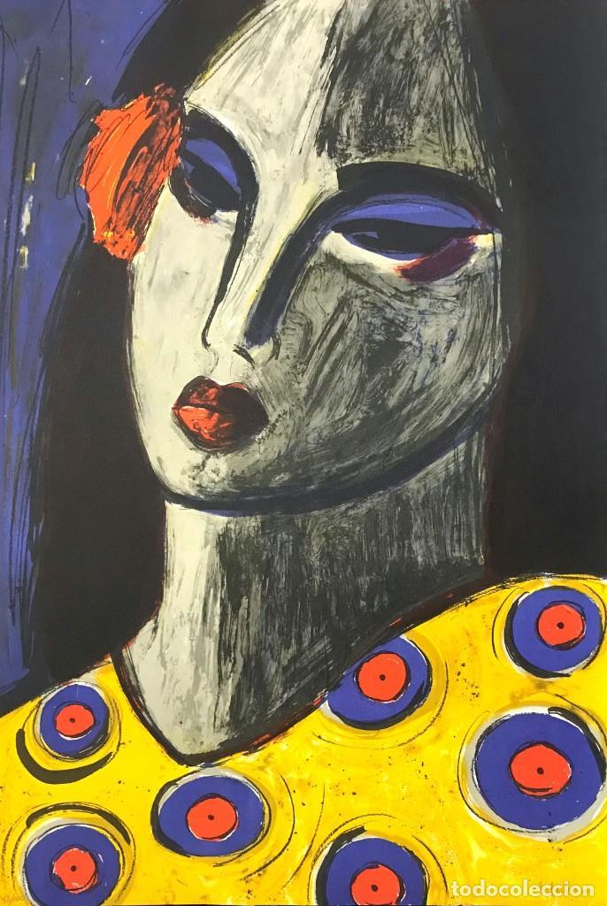 MARIA CARBONERO (1956) (Arte - Litografías)