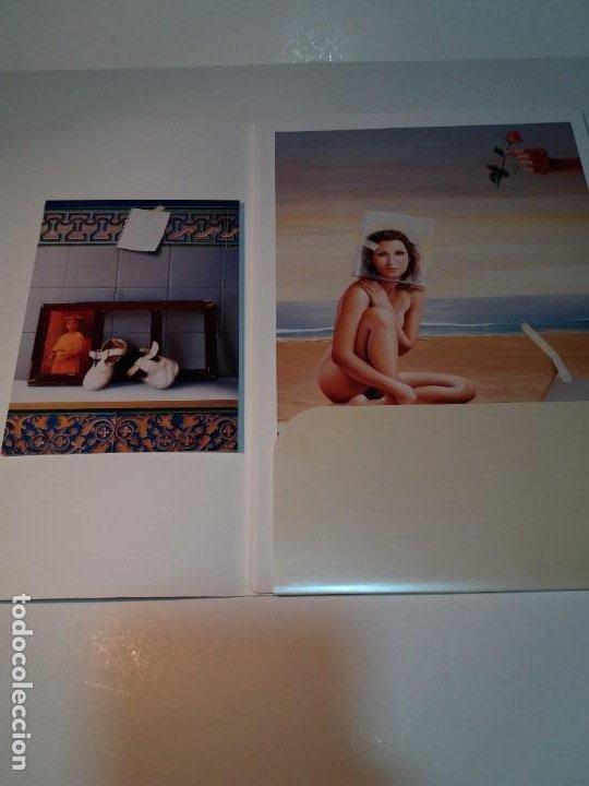 MAGNIFICAS LAMINAS DEL INCREIBLE PINTOR J CARRERO (Arte - Litografías)