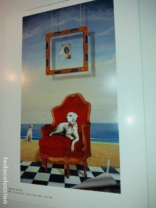 Arte: MAGNIFICAS LAMINAS DEL INCREIBLE PINTOR J CARRERO - Foto 9 - 195787531
