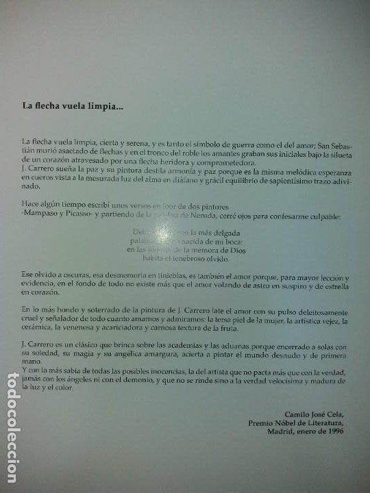 Arte: MAGNIFICAS LAMINAS DEL INCREIBLE PINTOR J CARRERO - Foto 25 - 195787531
