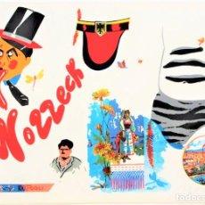 Arte: EDUARDO ARROYO WOZZECK LITOGRAFÍA ORIGINAL NUMERADA 59/200 FECHADA 1977 FIRMADA LÁPIZ PAPEL MAGNANI. Lote 26355658