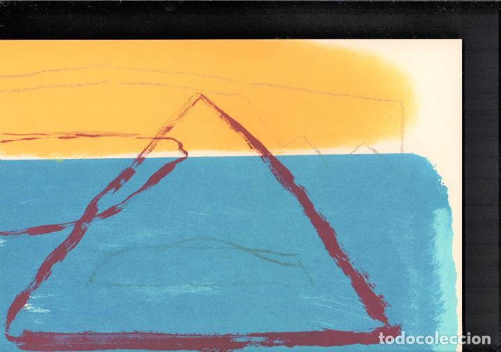 Arte: ALBERT RÀFOLS-CASAMADA TENSIÓN REPR LITOGRÁFICA FIR PLANCHA NUMERADA LÁPIZ D969/1000 COA FASC CARPET - Foto 24 - 198236353