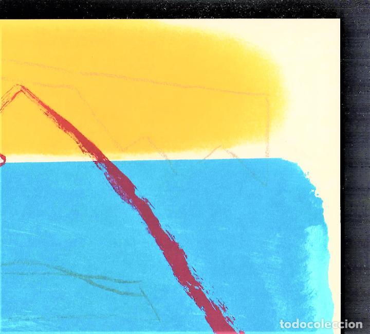 Arte: ALBERT RÀFOLS-CASAMADA TENSIÓN REPR LITOGRÁFICA FIR PLANCHA NUMERADA LÁPIZ D969/1000 COA FASC CARPET - Foto 38 - 198236353