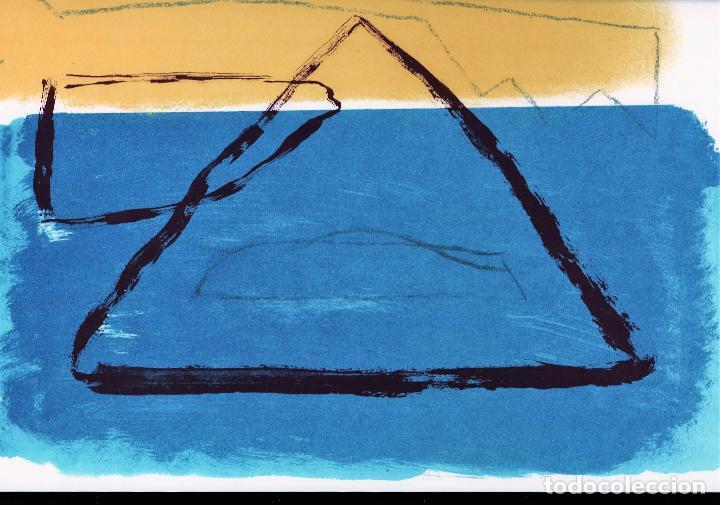 Arte: ALBERT RÀFOLS-CASAMADA TENSIÓN REPR LITOGRÁFICA FIR PLANCHA NUMERADA LÁPIZ D969/1000 COA FASC CARPET - Foto 46 - 198236353
