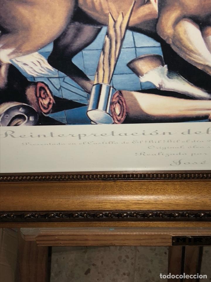Arte: Magnifica litografía reinterpretacion del Guernica, firmada y numerada - Foto 5 - 198365981