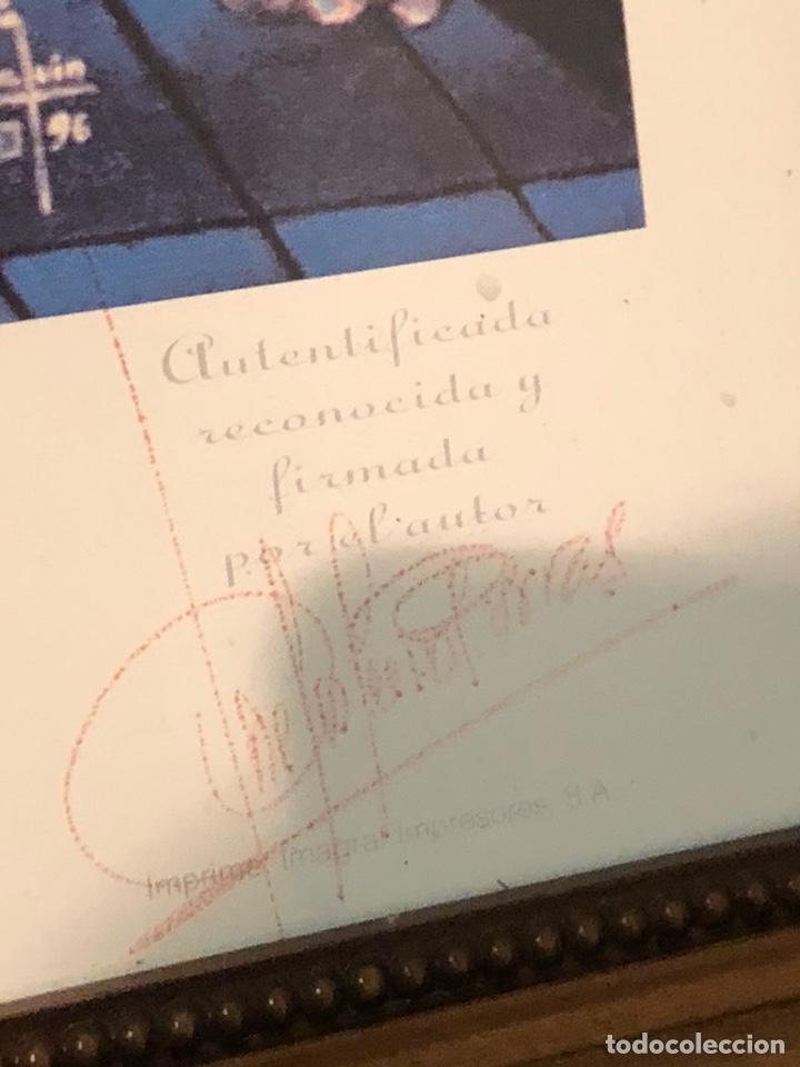 Arte: Magnifica litografía reinterpretacion del Guernica, firmada y numerada - Foto 8 - 198365981